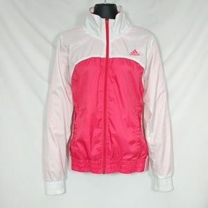 Women's Adidas Windbreaker Track Jacket